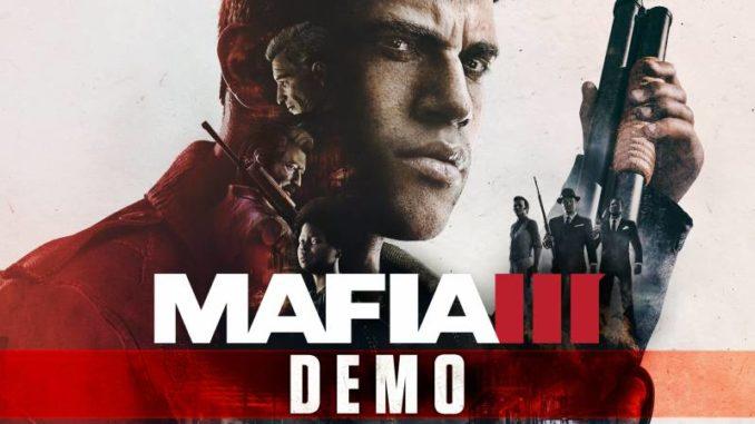 Mafia 3 demo