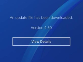 ps4 update 4.5