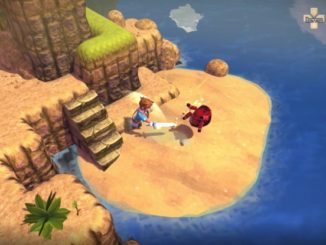 oceanhorn ps4 demo