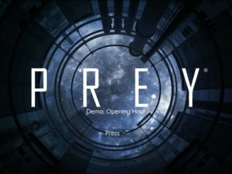prey demo opening hour ps4