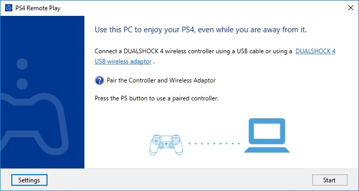 PS4 Remote Play 9