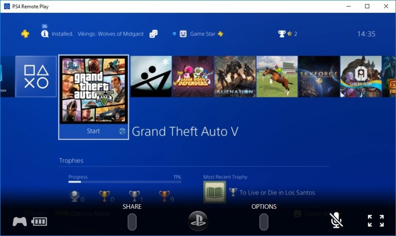 PS4 Remote Play 11