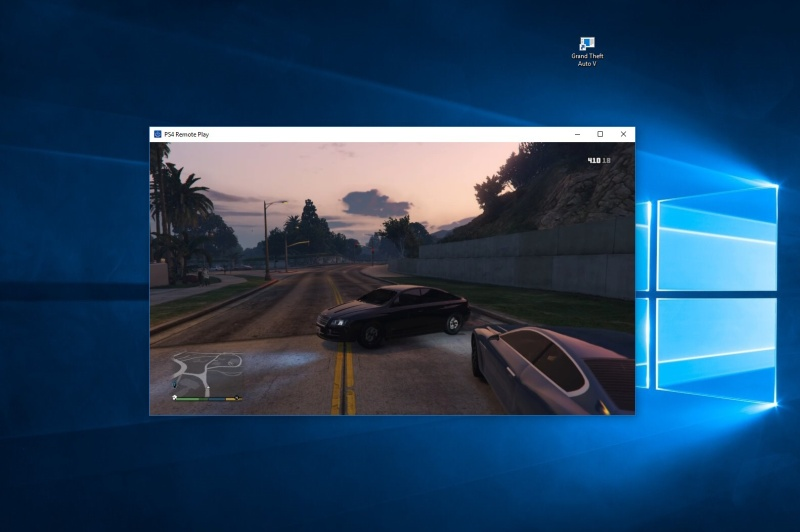 PS4 Remote Play 12