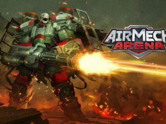 airmech arena ps4