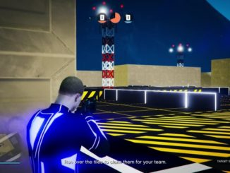 GTA Online: Land Grab IV