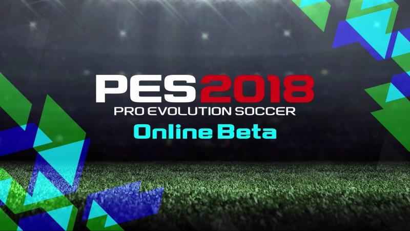 pes2018 pro evolution soccer online beta ps4