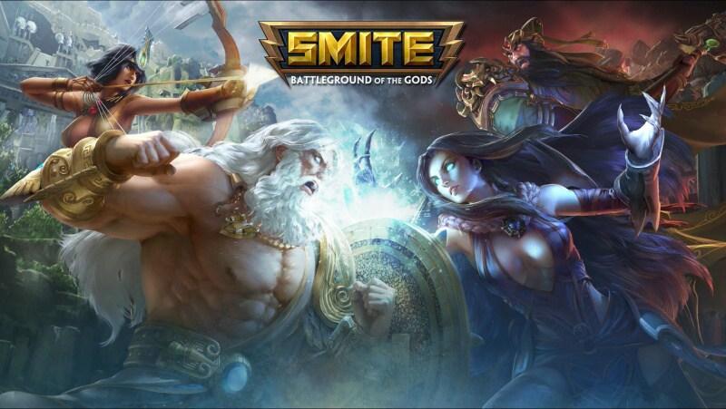 smite battleground of the gods ps4