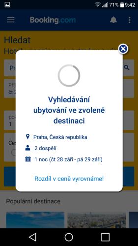 booking aplikace rezervace ubytování 14