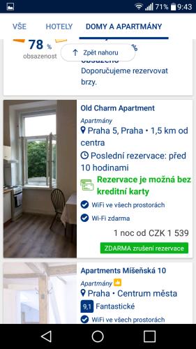 booking aplikace rezervace ubytování 16