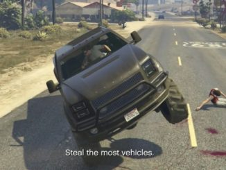 GTA ONLINE Challenge: Steal the most vehicles