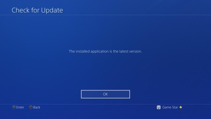 jak aktualizovat hru na ps4 2