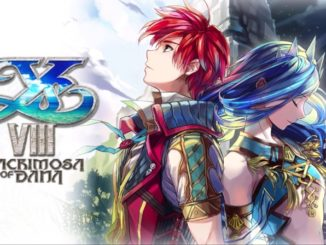 ys vIII lacrimosa of dana ps4