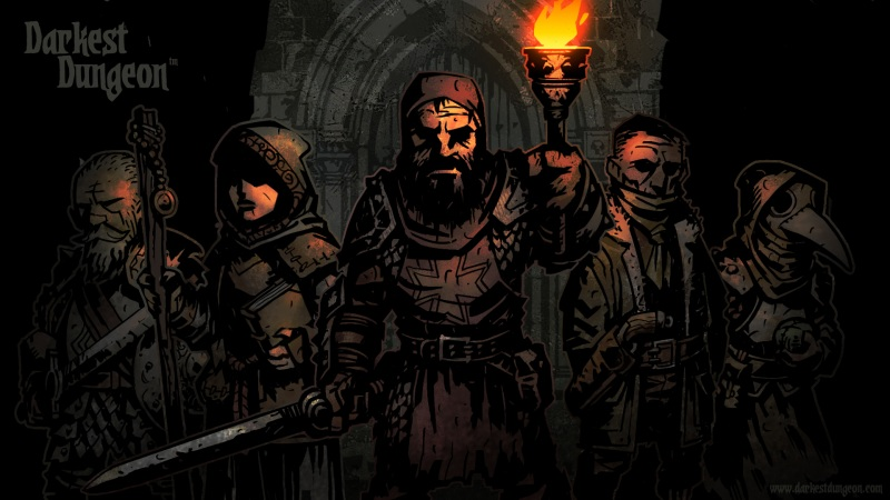 darkest dungeon skupina