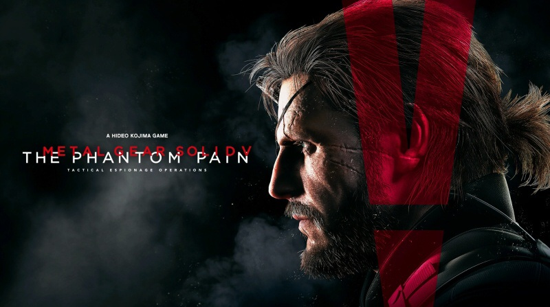 Metal Gear Solid: The Phantom Pain – Prologue PS4