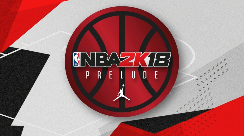 nba2k18 prelude ps4 demo