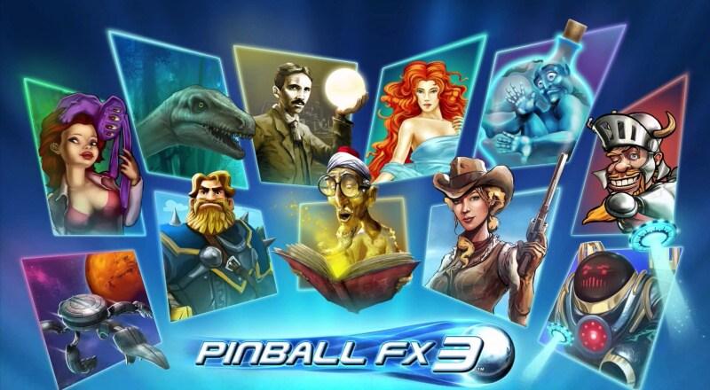 pinball fx3 ps4 demo