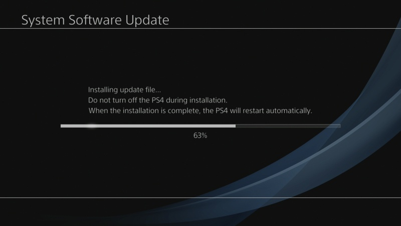 ps4 system software update 5.0 09