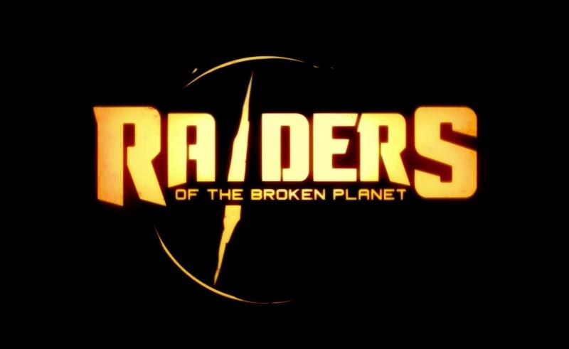 raiders of the broken planet ps4
