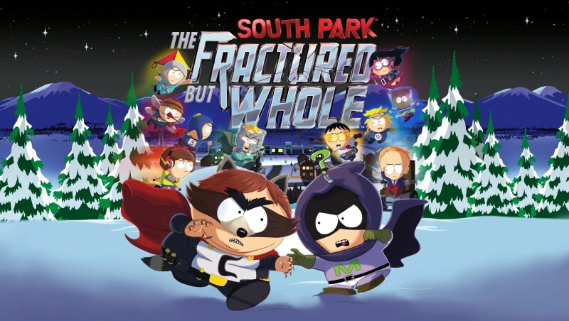 south park the fractured but whole ps4 demo
