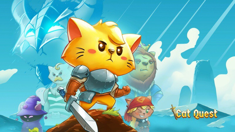 cat quest ps4 demo