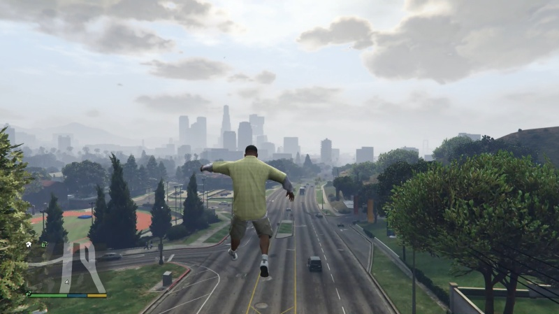 gta v ps4 cheat super skok jump