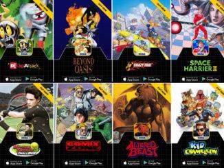 sega classic games