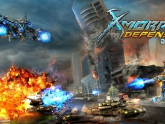xmorph defense ps4 demo