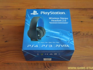 Herní sluchátka ps4 sony playstation wireless stereo headset 2.0 01