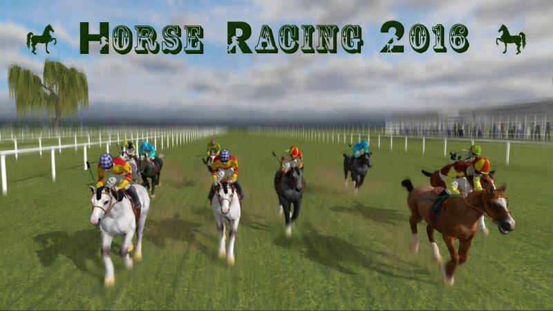 horse racing 2016 ps4 demo