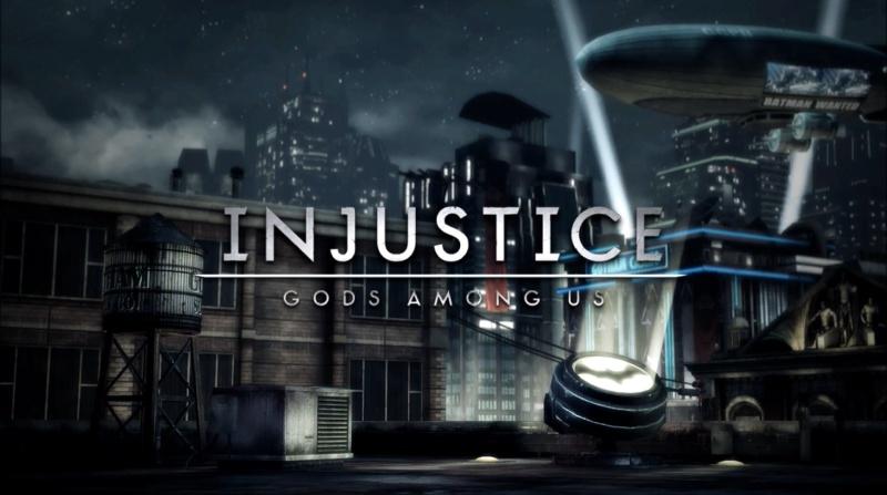 Injustice: Gods Among Us Xbox 360 demo