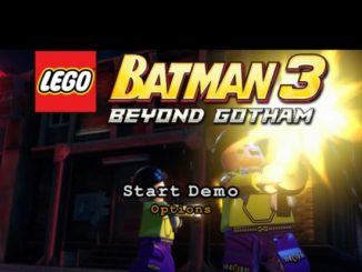 LEGO Batman 3: Beyond Gotham PS4 demo