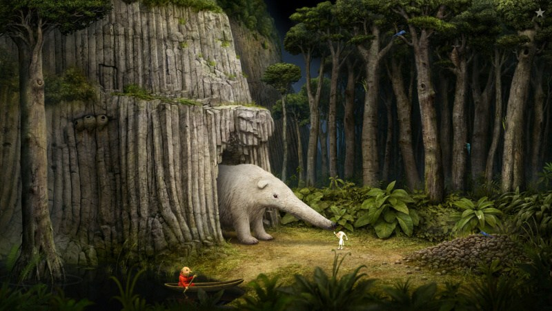 samorost 3 bear