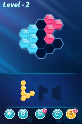 Block Hexa Puzzle 04