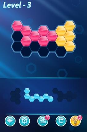 Block Hexa Puzzle 06
