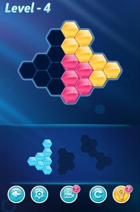 Block Hexa Puzzle 08