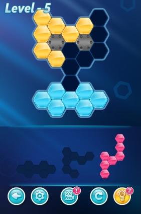 Block Hexa Puzzle 10