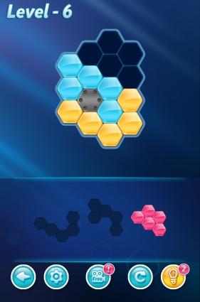 Block Hexa Puzzle 12