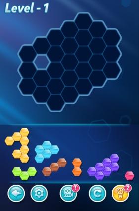 Block Hexa Puzzle 15