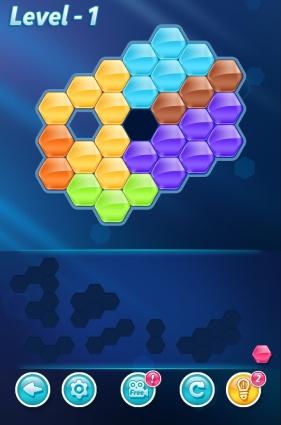 Block Hexa Puzzle 16
