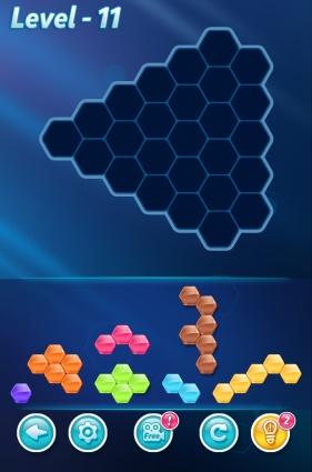 Block Hexa Puzzle 17