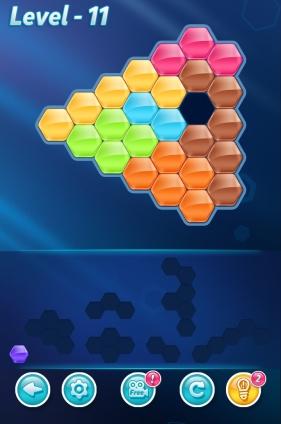 Block Hexa Puzzle 18