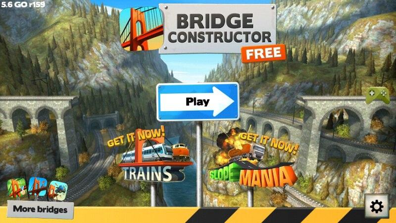 Bridge Constructor free 1