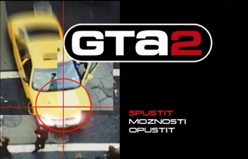 gta 2 – grand theft auto česky