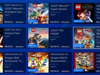 Jak koupit hru v PS Store