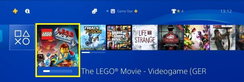 Jak koupit hru v PS Store 7