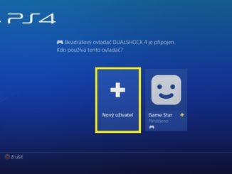 Jak připojit druhý ovladač k PS4 - 1