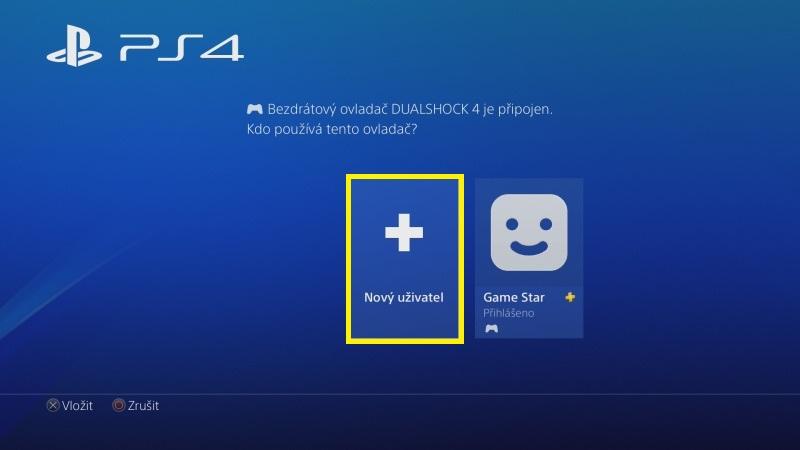 Jak připojit druhý ovladač k PS4 – 1