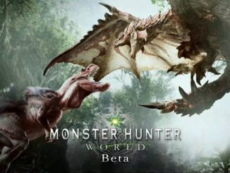 Monster Hunter World PS4 Beta