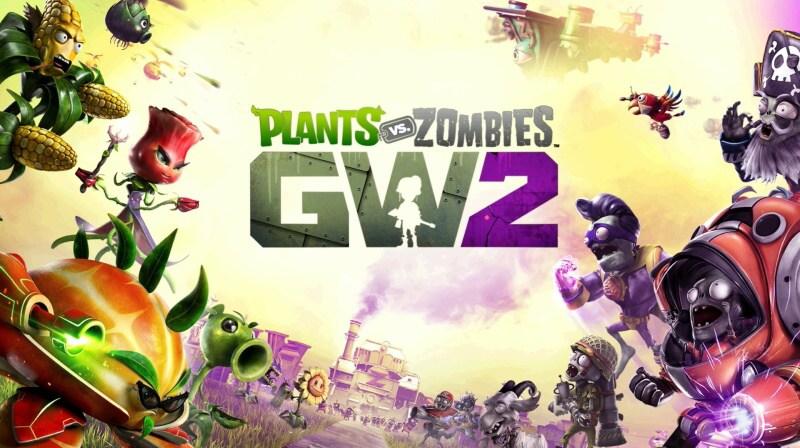 Plants vs. Zombies: Garden Warfare 2 PS4 demo