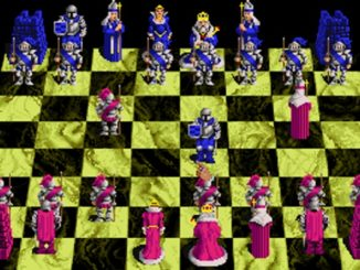 battle chess - šachy 2